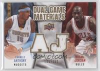 Carmelo Anthony, Michael Jordan /150