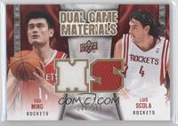 Yao Ming, Luis Scola /150