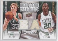 Larry Bird, Ray Allen