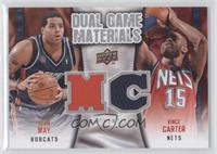 Vince Carter, Sean May