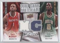 Kevin Garnett, Tracy McGrady