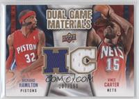 Richard Hamilton, Vince Carter /150