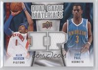 Allen Iverson, Chris Paul