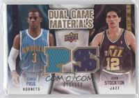Chris Paul, John Stockton, John Starks /150
