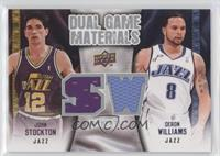 Deron Williams, John Stockton