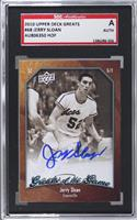Jerry Sloan [SGC AUTHENTIC AUTO]