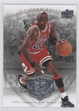 2009-10 Upper Deck Jordan Legacy - [Base] #30 - Michael Jordan