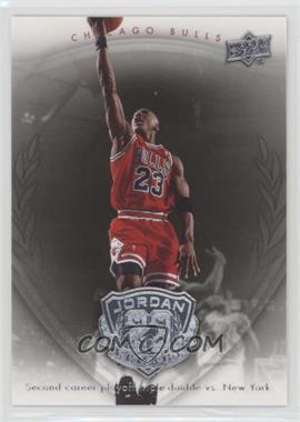 2009-10 Upper Deck Jordan Legacy - [Base] #32 - Michael Jordan