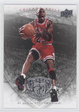 2009-10 Upper Deck Jordan Legacy - [Base] #33 - Michael Jordan