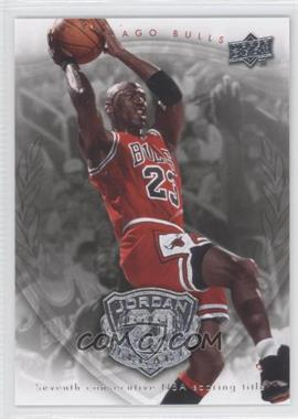 2009-10 Upper Deck Jordan Legacy - [Base] #35 - Michael Jordan