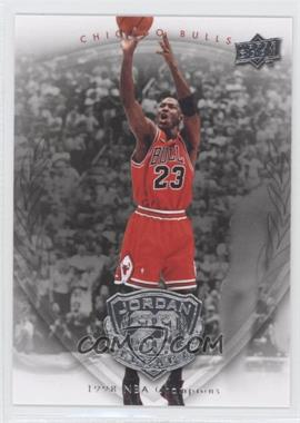 2009-10 Upper Deck Jordan Legacy - [Base] #48 - Michael Jordan