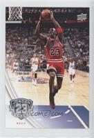 Michael Jordan Third Pick