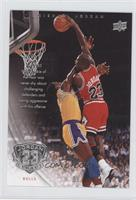 Michael Jordan Rookie Year