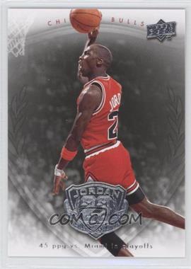 2009-10 Upper Deck Jordan Legacy #29 - Michael Jordan