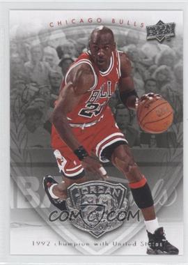 2009-10 Upper Deck Jordan Legacy #30 - Michael Jordan