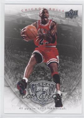 2009-10 Upper Deck Jordan Legacy #33 - Michael Jordan