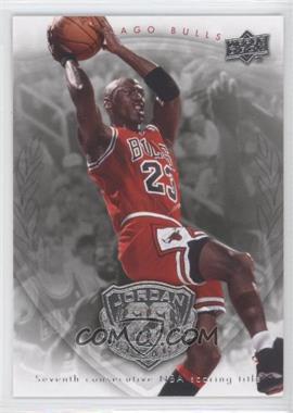 2009-10 Upper Deck Jordan Legacy #35 - Michael Jordan