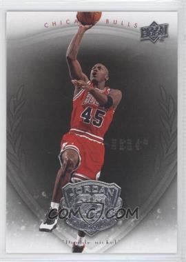 2009-10 Upper Deck Jordan Legacy #38 - Michael Jordan