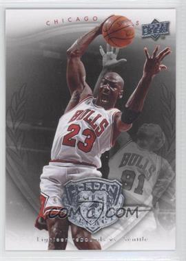 2009-10 Upper Deck Jordan Legacy #44 - Michael Jordan