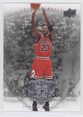 2009-10 Upper Deck Jordan Legacy #48 - Michael Jordan