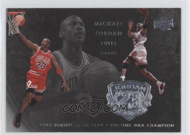 2009-10 Upper Deck Jordan Legacy #50 - Michael Jordan
