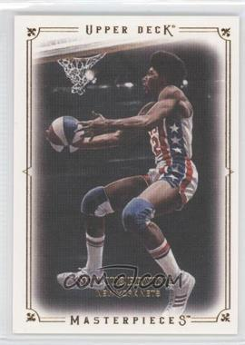 2009-10 Upper Deck Masterpieces #MA-JE - Julius Erving