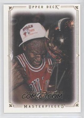 2009-10 Upper Deck Masterpieces #MA-JO - Michael Jordan