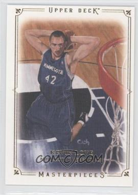2009-10 Upper Deck Masterpieces #MA-KL - Kevin Love