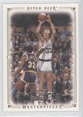 2009-10 Upper Deck Masterpieces #MA-LB - Larry Bird