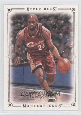 2009-10 Upper Deck Masterpieces #MA-LJ - Lebron James