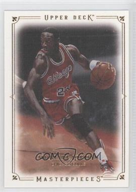 2009-10 Upper Deck Masterpieces #MA-MJ - Michael Jordan