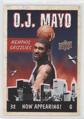2009-10 Upper Deck Now Appearing #NA-3 - O.J. Mayo