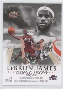 2009-10 Upper Deck Now Appearing #NA-8 - Lebron James