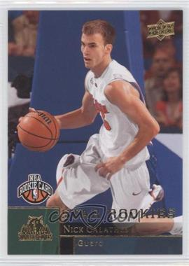 2009-10 Upper Deck Rookies Gold #221 - Nick Calathes