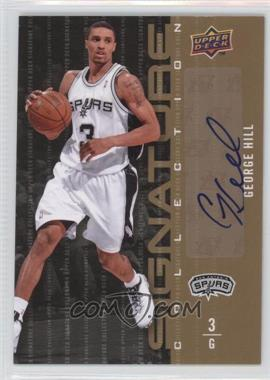 2009-10 Upper Deck Signature Collection [Autographed] #141 - George Hill