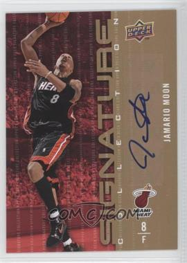 2009-10 Upper Deck Signature Collection [Autographed] #188 - Jamario Moon