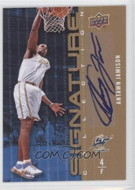 2009-10 Upper Deck Signature Collection [Autographed] #47 - Antawn Jamison