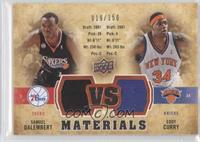 Eddy Curry, Samuel Dalembert /150