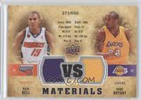 Raja Bell, Kobe Bryant /600