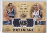 Deron Williams, Jason Kidd /600