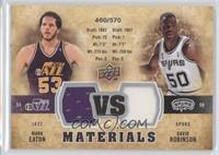 Mark Eaton, David Robinson /570