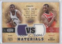 Tracy McGrady, Michael Finley /570
