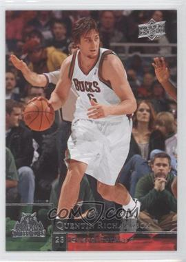 2009-10 Upper Deck Wrong Name on Front #104 - Andrew Bogut