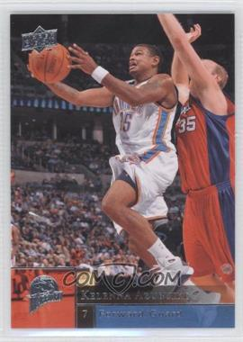 2009-10 Upper Deck Wrong Name on Front #139 - Earl Watson
