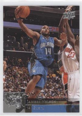 2009-10 Upper Deck Wrong Name on Front #143 - Jameer Nelson