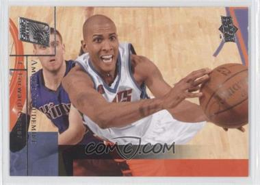 2009-10 Upper Deck Wrong Name on Front #15 - Raja Bell