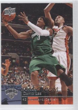 2009-10 Upper Deck Wrong Name on Front #17 - Gerald Wallace