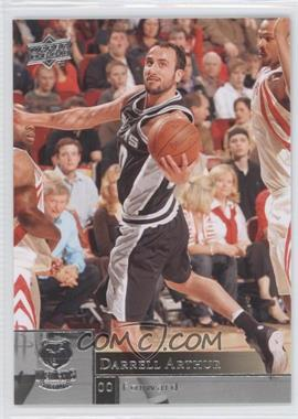 2009-10 Upper Deck Wrong Name on Front #175 - Manu Ginobili