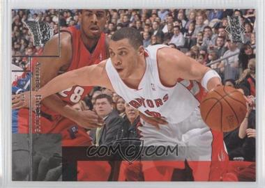 2009-10 Upper Deck Wrong Name on Front #184 - Anthony Parker