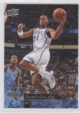 2009-10 Upper Deck Wrong Name on Front #190 - C.J. Miles